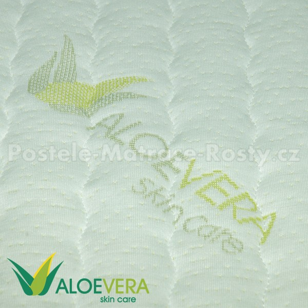 Matracový potah Aloe Vera Materasso