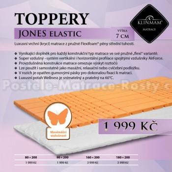 Topper Jones Elastic Klinmam