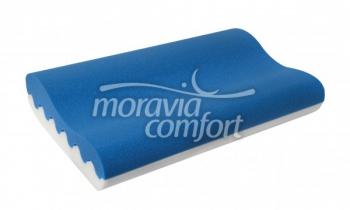 BLU anatomický polštář Moravia Comfort