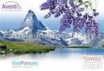 Švýcarská pěna AventO2