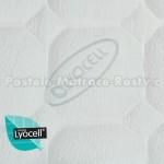 Potah Lyocell + 3D mřížka.