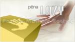 Visco paměťová pěna - LazyFoam®.