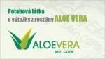 Potah s výtažkem z Aloe Vera je příjemný na dotek a velmi odolný. U látky je použit 5 zónový prošev z dutého PES vlákna s výplní 200g/m2, které odvede vlhkost z potahu, čímž se zvyšuje hygieničnost matrace.