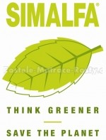 Použito ekologické 100% zdravotně nezávadné lepidlo na vodní bázi SIMALFA® - splňuje normu Oeko-Tex® Standard 100. Výrobce Švýcarsko.