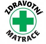 Zdravotní matrace - Klinicky testováno.