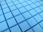 Antidekubitní prořez zabraňuje vytváření proleženin a zvyšuje prodyšnost matrace.