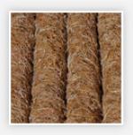 Polohovatelná přírodní kokosová deska ipregnována Latexem.