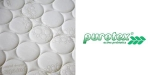 Purotex probiotics & Tencel + 3D mřížka - 200g/m2 duté PES vlákno.