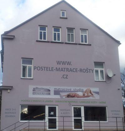 Otevření nové kamenné prodejny Postele-Matrace-Rošty v Jablonci nad Nisou