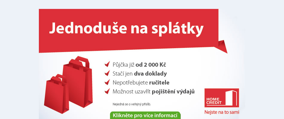 Nákup na splátky