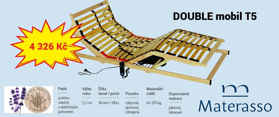 Rošt Double mobil T5