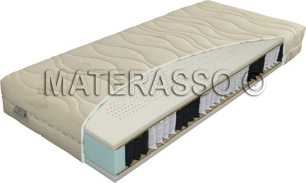 Matrace Natura Hydrolatex T3 Materasso