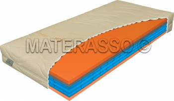 Materasso AirSpring memory matrace 1+1