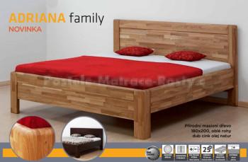 BMB Postel Adriana Family masiv dub