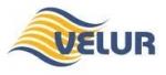 Potah Velur je velmi příjemný na dotek - snimatelný a pratelný do 60°C.