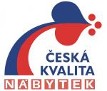 Postele byly testovány ve zkušebně nábytku a označeny certifikátem ČESKÁ KVALITA, splňující náročné požadavky dle norem EU.