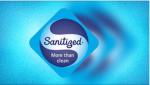 Švýcarská antibacteriální pěna Sanitized.