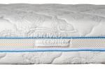 Potah MORAVIA je vyrobený z exkluzivní pletené látky s 3D mřížkou po celém obvodu matrace. Vysoký obsah přírodní viskózy zajištuje výjimečnou měkkost a hebkost, proto ho používáme pro matrace z naší luxusní řady. Přírodní viskóza, jejíž základní surovinou