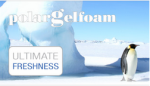 Chladivá a vysoce prodyšná pěna - PolarGel Foam®.