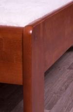 Postel Naomi Supra oblá masiv buk HP masiv nábytek.
