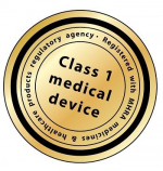 Nejvyšší zdravotní certifikace I. stupně = udělena vyjímka v sazbě 15% Dph = zdravotní pomůcka.