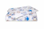 + Polohovací klín LITTEL do dětské postýlky napomáhá snižovat riziko zalknutí, zadušení miminka po kojení.