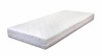 Potah je prošitý rounem vysoké gramáže, díky čemu se zvyšuje komfort matrace. Potah je dělitelný na dvě poloviny pro snadnější manipulaci s potahem a nabízí možnost prát každý díl samostatně v pračce.