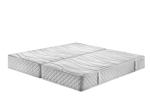 Možnost spojení dvou matrací, pomocí zipu ve středové části na jednolité lůžko. Příplatek 560,-.
