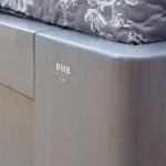BMB Postel Gloria masiv buk bez úložného prostoru.
