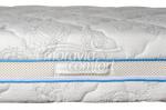 Potah MORAVIA je vyrobený z exkluzivní pletené látky s 3D mřížkou po celém obvodu matrace. Vysoký obsah přírodní viskózy zajištuje výjimečnou měkkost a hebkost, proto ho používáme pro matrace z naší luxusní řady.
