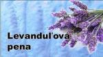 Pěna lavender.