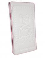 MITCH prošitý s lemovkou - kvalitní dvouvrstvá jersey úpletová potahová látka je zhotovená z elastického jemného materiálu obsahující směs bavlny a polyesteru, příjemná na dotek.