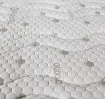Potah Carbonio - potahová látka obsahuje uhlíkové vlákno, které disponuje vlastnostmi materiálů vytvořených nejnovějšími technologiemi.